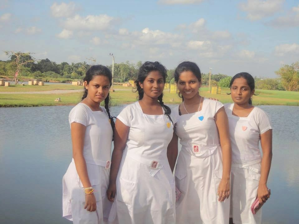 Indian School girls