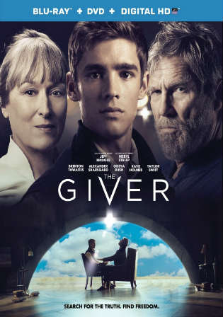 The Giver 2014 BluRay 300MB Hindi Dual Audio 480p ESub Watch Online Full Movie Download bolly4u