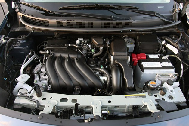 2012 Nissan Versa Sedan | Automotive
