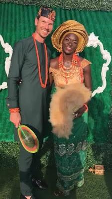 Andrew Parr and Chidogo Akunyili