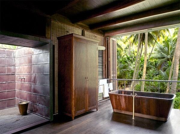Ngắm nhìn 5 thiết kế phòng tắm với hướng nhìn đẹp tuyệt vời 4