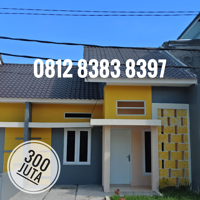 Rumah Murah Minimalis Modern Hanya 300 Juta Di Daerah Medan Tenggara (Menteng) Medan Sumatera Utara
