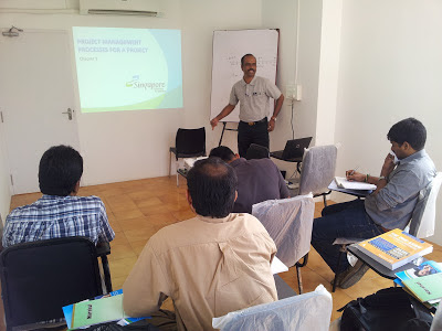 PMP Training Programme in Chennai