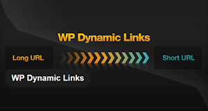 WP Dynamic Links track clicks on your links and offers reports