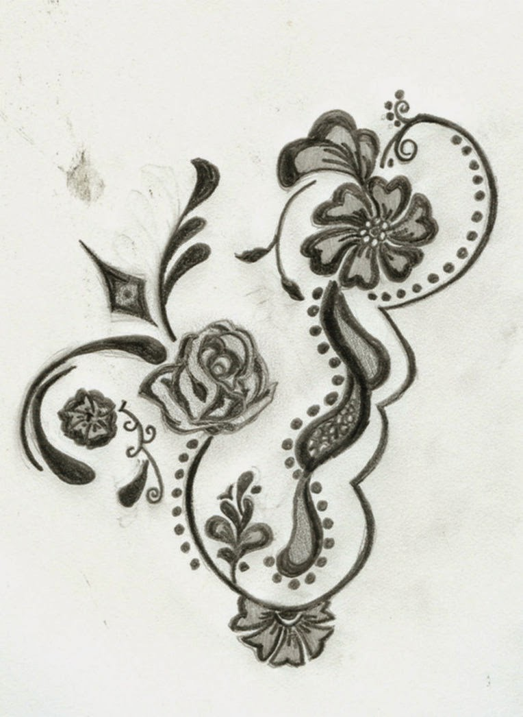 Henna Designs 2014 Tattoo Designs Hair dye Designs for ...