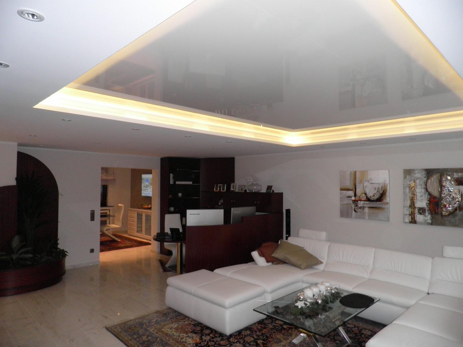 hochglanz decke led beleuchtung wohnzimmer decke licht wohnzimmer top. Black Bedroom Furniture Sets. Home Design Ideas
