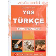 Fen Bilimleri YGS Türkçe Soru Bankası Venüs Serisi (2016)