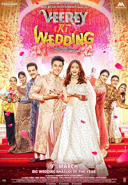 Veerey Ki Wedding 2018 Full Movies Download HD CamRip