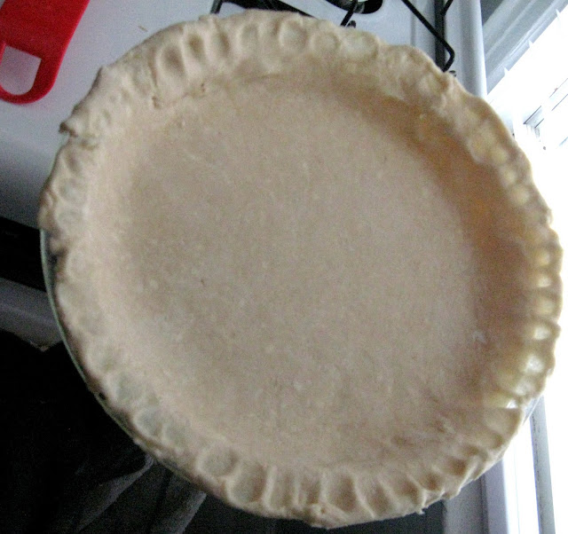 Perfect All-Butter Pie Crust