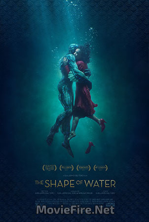 The Shape of Water (2017) 1080p