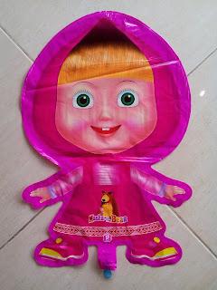 Balon Foil Karakter Marsha