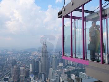 Sky Box Tarikan Terbaru Di Menara Kuala Lumpur Kini Viral