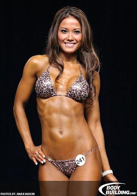 Tianna Ta - Female Fitness