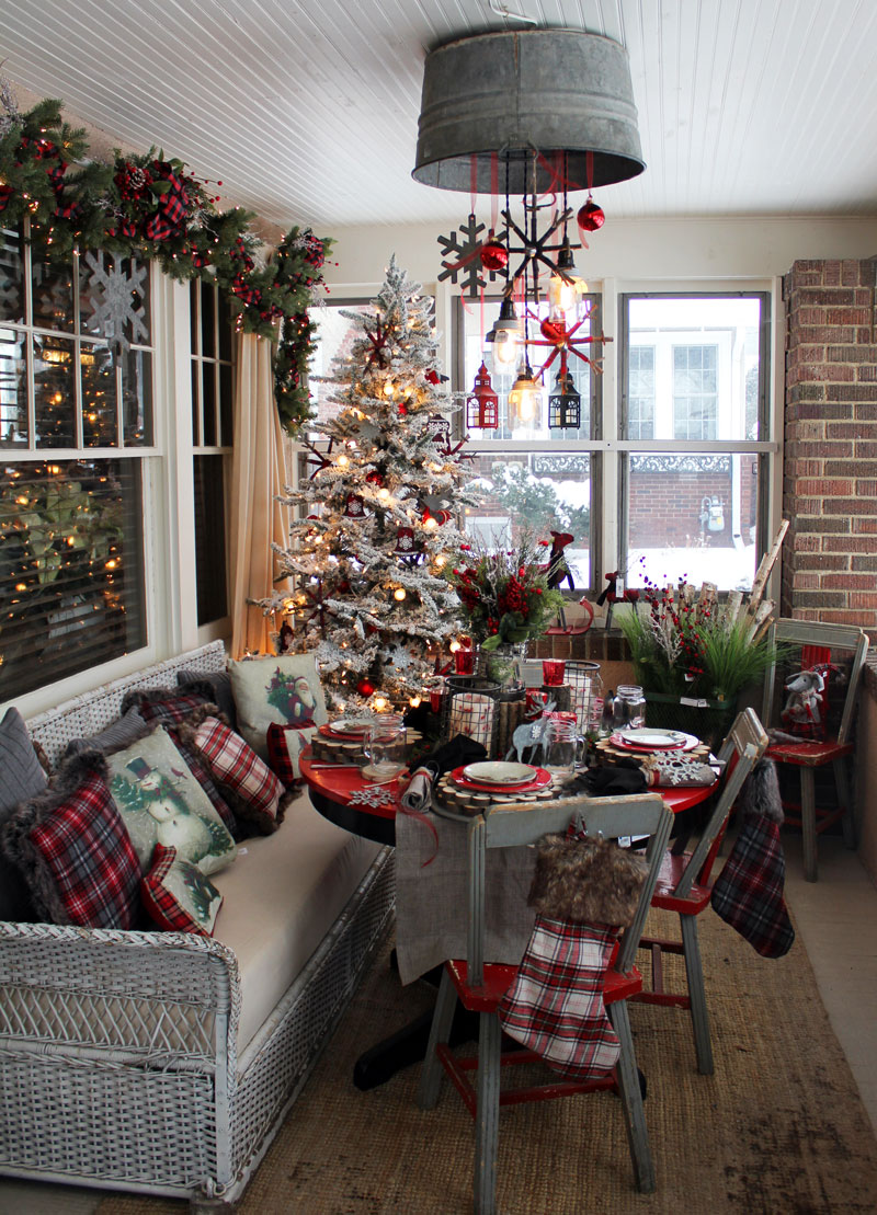A Visit To The Bachman S 2016 Holiday Ideas House