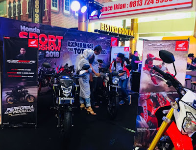 Honda Sport Motoshow 2018 Batam
