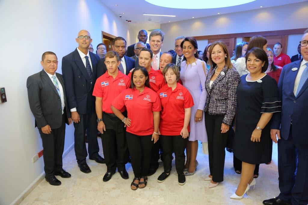 Timothy Shriver destaca rol Despacho Primera Dama para que RD sea líder mundial en inclusión