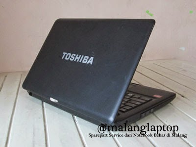 Laptop Bekas Toshiba C640D Harga 1 Jutaan