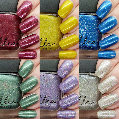 Sparklea Nail Polish Harry Potter Collection
