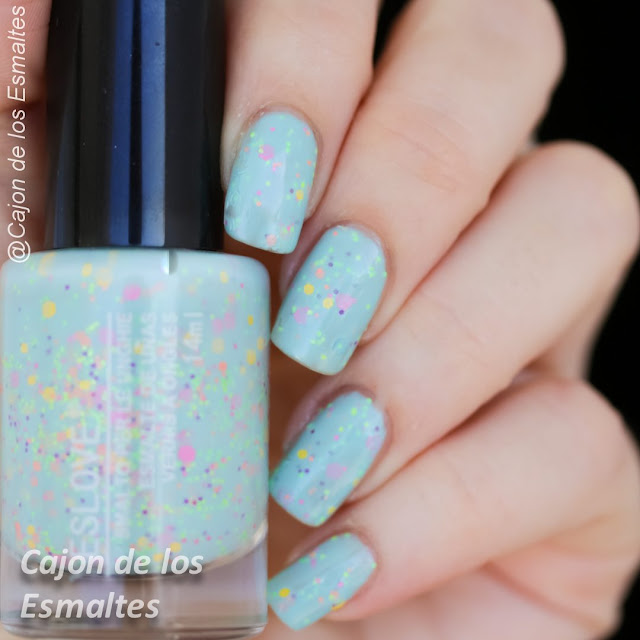 Esmaltes Yes Love G1-4