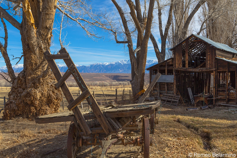 Corncrib Things to Do in Bishop California
