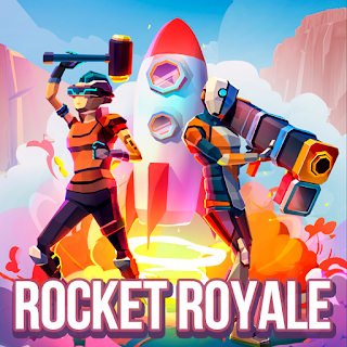 Rocket Royale مهكرة