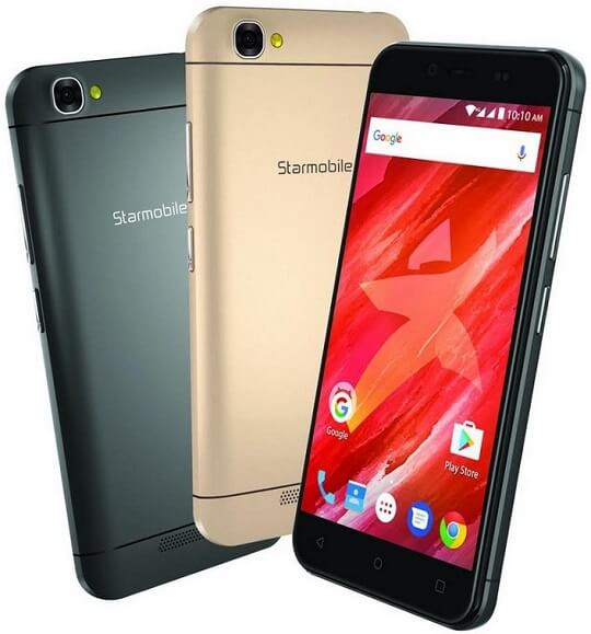 Starmobile UP Prime Unveiled; 700MHz LTE-Compatible Android Nougat for Php3,990