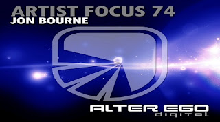 Jon Bourne - Artist Focus 74 @ Radio DJ ONE