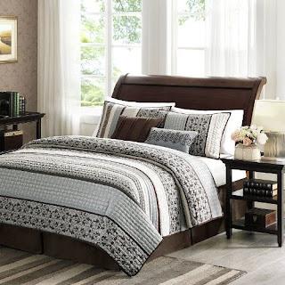 Light Blue And Brown Bedding Amp Comforter Sets