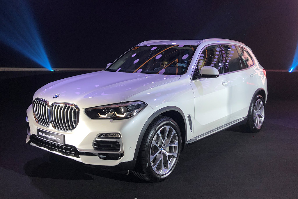 Bmw Philippines Launches All New 2019 X5 More Athletic