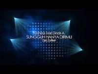Lirik Lagu Mahesa Feat Dinda Amora Sungguh Hanya Dirimu