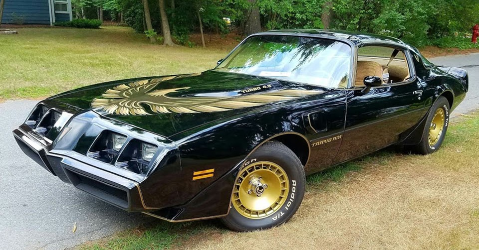 2017 Smokey And The Bandit Trans Am >> Say Happy 40th To Smokey And The Bandit With This Special Trans Am