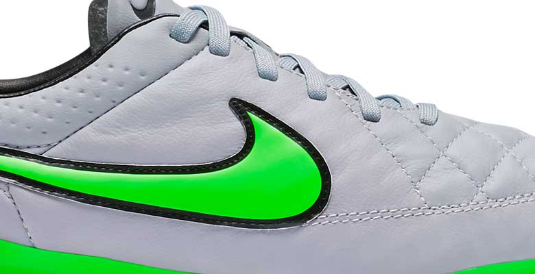 983fc6594ad ireland the new wolf grey green strike black nike tiempo legend 2015 16 football  boots introduce