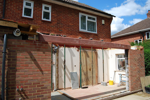 Beginner S Guide To Building A House Extension Day 29 39