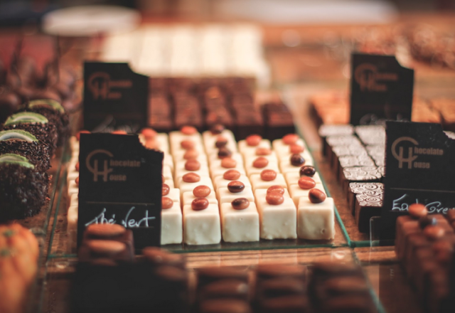 Top five travel destinations for chocolate fans