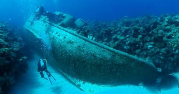 Menguak `Keangkeran` Dasar Laut Segitiga Bermuda