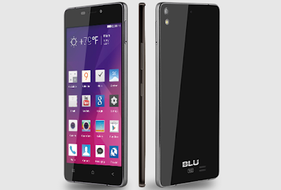 BLU Vivo Air Specifications - LAUNCH Announced 2015, January DISPLAY Type AMOLED capacitive touchscreen, 16M colors Size 4.8 inches (~67.4% screen-to-body ratio) Resolution 720 x 1280 pixels (~306 ppi pixel density) Multitouch Yes Protection Corning Gorilla Glass 3 BODY Dimensions 139.8 x 67.4 x 5.1 mm (5.50 x 2.65 x 0.20 in) Weight 97 g (3.42 oz) SIM Micro-SIM PLATFORM OS Android OS, v4.4.2 (KitKat) CPU Octa-core 1.7 GHz Cortex-A7 Chipset Mediatek MT6592 GPU Mali-450MP4 MEMORY Card slot No Internal 16 GB, 1 GB RAM CAMERA Primary 8 MP, autofocus, LED flash Secondary 5 MP Features Geo-tagging, touch focus, face/smile detection, panorama, HDR Video 1080p@30fps NETWORK Technology GSM / HSPA 2G bands GSM 850 / 900 / 1800 / 1900 3G bands HSDPA 850 / 1900 / 2100 Speed HSPA 21.1/5.76 Mbps GPRS Yes EDGE Yes COMMS WLAN Wi-Fi 802.11 b/g/n, Wi-Fi Direct, hotspot NFC Yes GPS GPS Yes, with A-GPS USB microUSB v2.0 Radio FM radio Bluetooth v4.0 FEATURES Sensors Sensors Accelerometer, gyro, proximity, compass Messaging SMS(threaded view), MMS, Email, Push Email, IM Browser HTML5 Java No SOUND Alert types Vibration; MP3, WAV ringtones Loudspeaker Yes 3.5mm jack Yes BATTERY  Non-removable Li-Ion 2100 mAh battery Stand-by Up to 750 h (2G) / Up to 675 h (3G) Talk time Up to 24 h (2G) / Up to 12 h (3G) Music play  MISC Colors Black, White/Gold  - Active noise cancellation with dedicated mic - MP4/H.264 player - MP3/WAV/eAAC+ player - Photo/video editor - Document viewer
