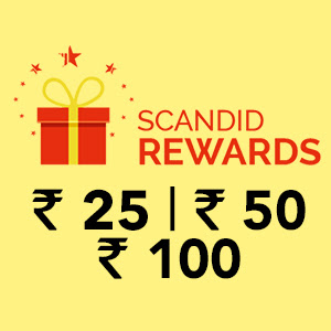 Flipkart Shopping Vouchers (Rs. 25, 50 & 100) on Millions of Products