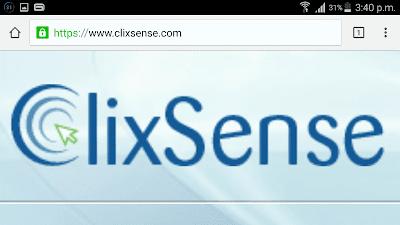Clixsense mobile