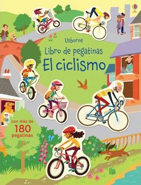 Pequeña gran literatura a pedales... los peques tienen sus libros de la semana