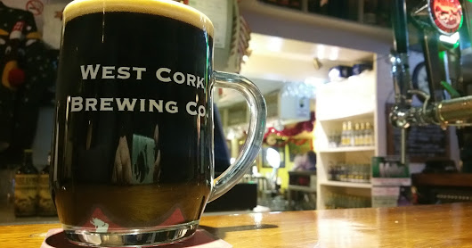Another Year Begins - West Cork Brewing