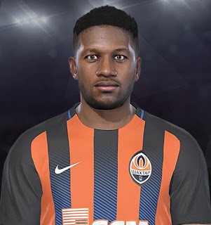 PES 2018 Faces Fred by Steet Facemaker