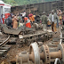 53 dead in train accident in Cameroon...photo
