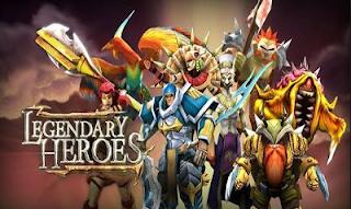 Legendary Heroes Apk Mod
