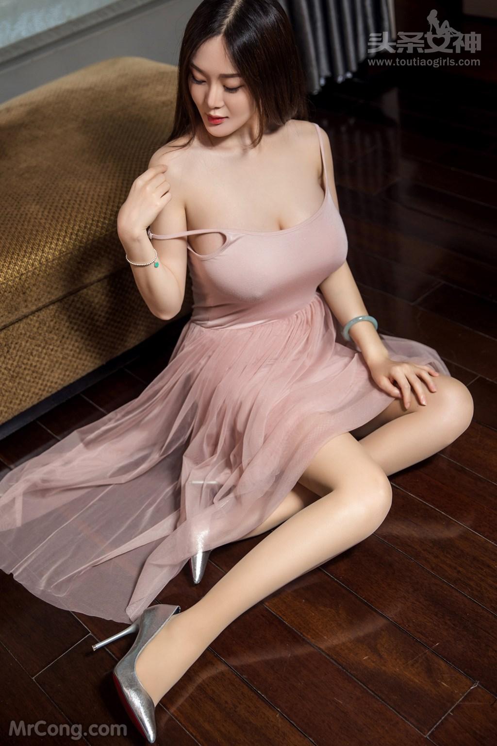 Image TouTiao-2017-05-08-Yi-Yang-MrCong.com-026 in post TouTiao 2017-05-08: Người mẫu Yi Yang (易阳) (30 ảnh)