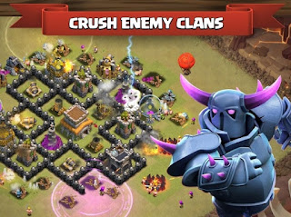Clash of Clans Mod Apk v8.332.16 (Mod Money) Free Download