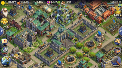DomiNations v3.5.350 Mod Apk Mod Money For Android