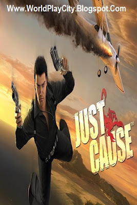 Just Cause PC Game Highly Compressed Download