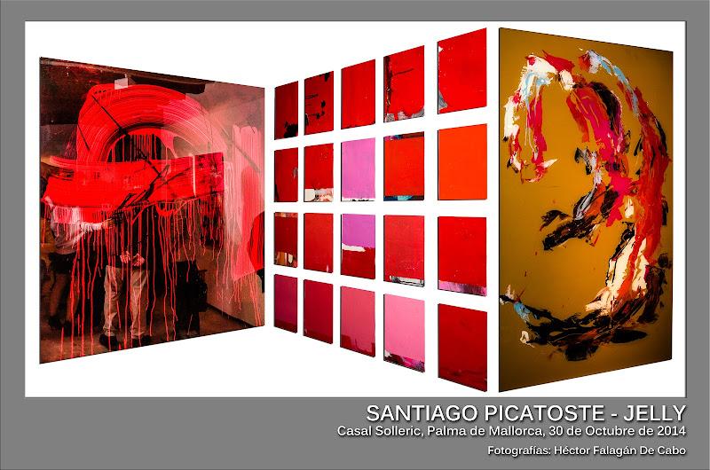 Santiago Picatoste - ¨Exposición Jelly¨ - Casal Solleric. Fotografías por Héctor Falagán De Cabo | hfilms & photography