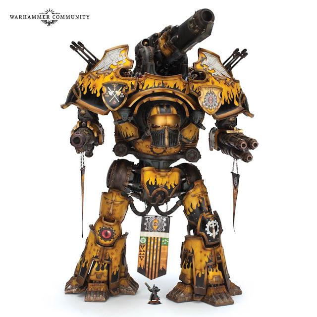 Titán Nemesis Warbringer