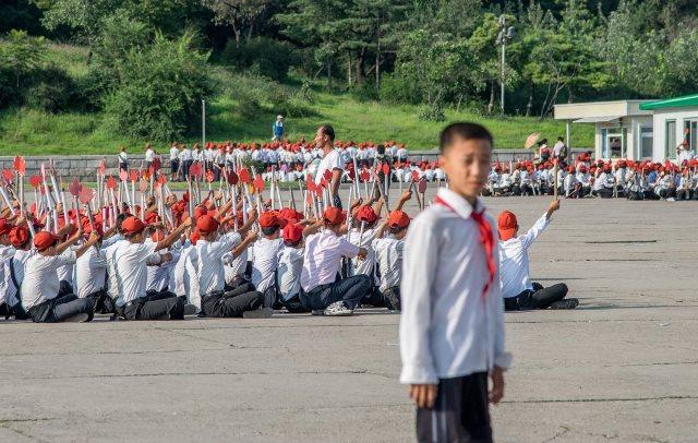 Vida cotidiana en Corea del Norte